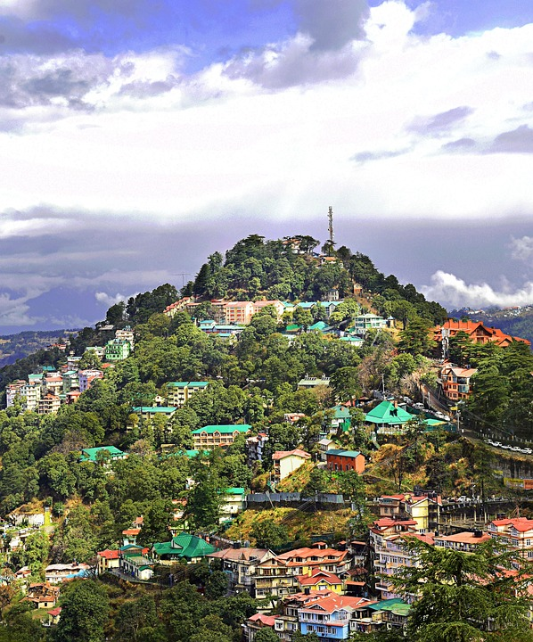 Places To See In Shimla Rajgarh At Shimla: Places To Visit In Shimla, Hill Station