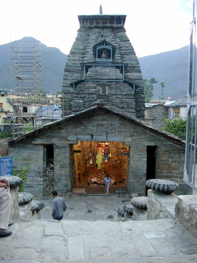 Gopinath Temple Gopeshwar, Timings, Importance, History