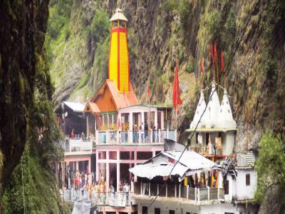 Yamunotri Temple Chota Char Dham Yatra
