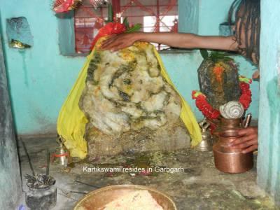 Kartik Swami Religious Site