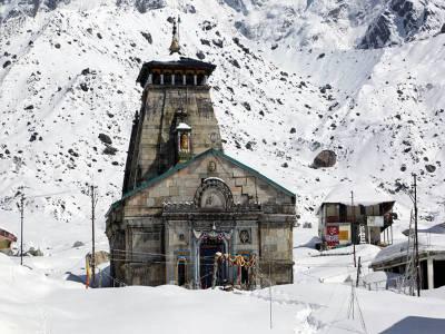 Kedarnath Temple Rudraprayag