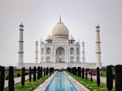 Taj Mahal the Wonder of the World