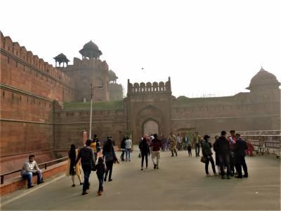 Lal Quila Delhi