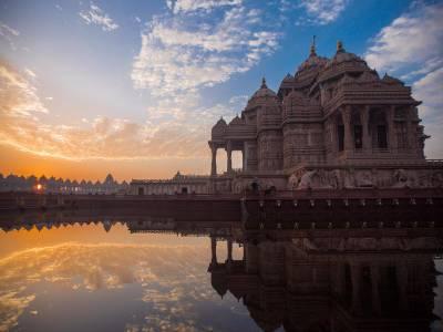 Swaminarayan Akshardham Temple Delhi