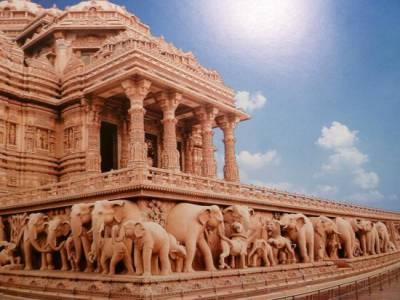 Swaminarayan Akshardham Temple New Delhi