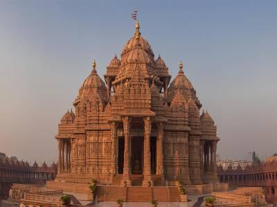 Largest Comprehensive Hindu Temple