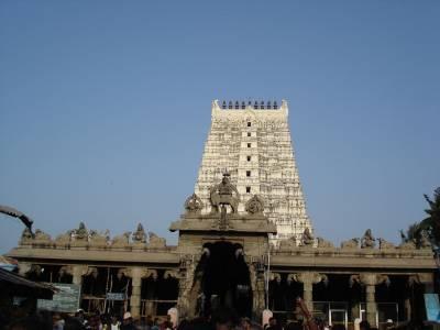 Ramanathaswamy Temple Tamil Nadu