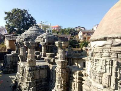 Baleshwar Temple Champawat Uttarakhand