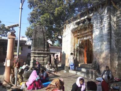 Shiva Temple Bageshwar Uttarakhand