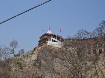 Chandi Devi Temple Haridwar Uttarakhand