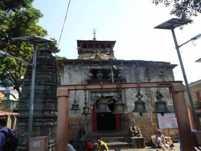 Shiv Temple Uttarakhand