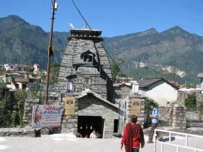 Gopinath Temple Chamoli Uttarakhand