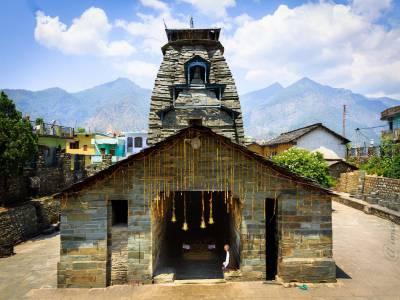 Gopinath Temple Chamoli