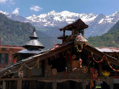 Shani Dev Temple Uttarakhand