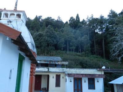 Kyunkaleshwar Mahadev Temple Pauri Garhwal Uttarakhand