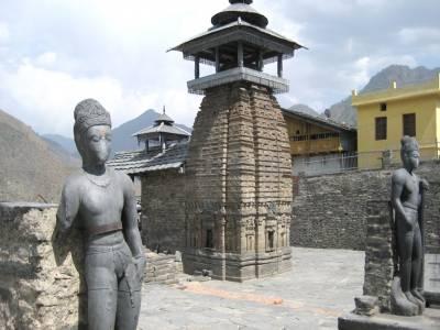 Lakhamandal Temple Uttarakhand