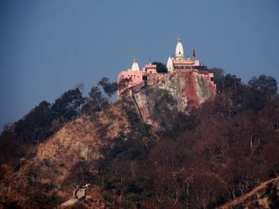 Mansa Devi Temple Haridwar Uttarakhand