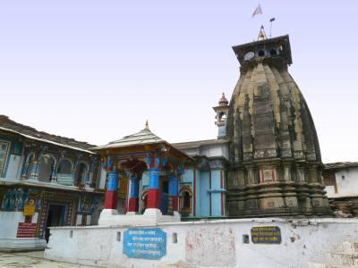Omkareshwar Temple Uttarakhand
