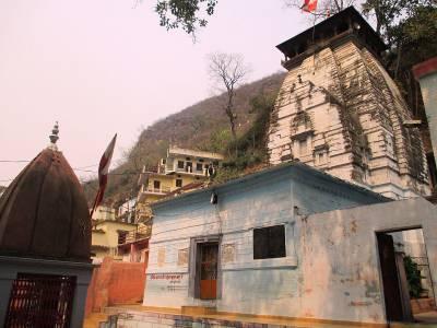 Raghunath Temple Devprayag