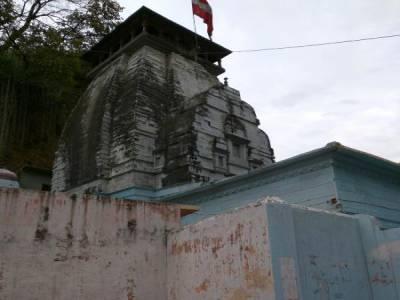 Raghunath Temple Tehri Garhwal