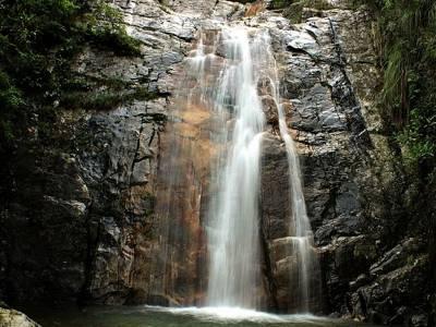 Rudradhari Waterfall