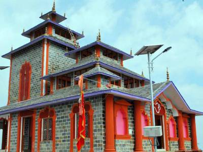 Surkhanda Devi Temple Tehri Garhwal Uttarakhand