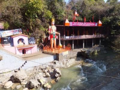 Tapkeshwar Mahadev Uttarakhand