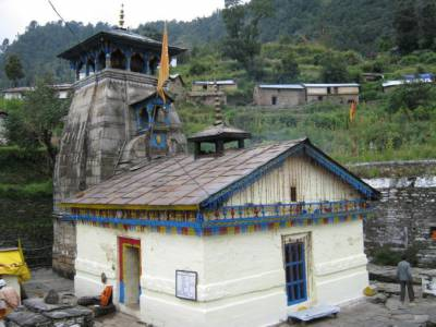 Triyuginarayan Temple
