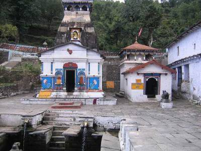 Vishwanath Temple Guptkashi Rudraprayag