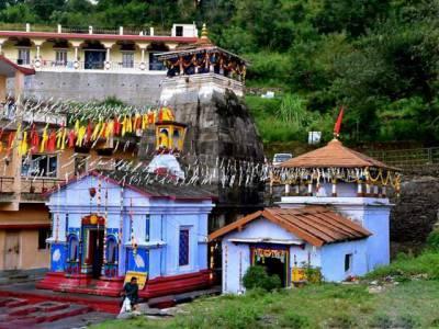 Vishwanath Temple Guptkashi