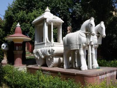 Birla Temple Delhi