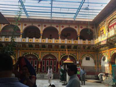 Mathura Dwarkadhish Temple
