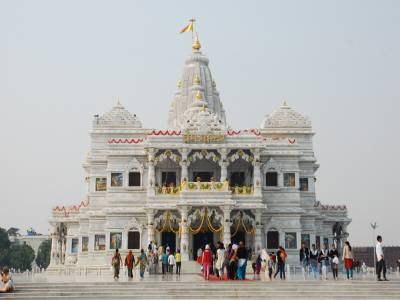 Prem Mandir - Shree Krishna Temple