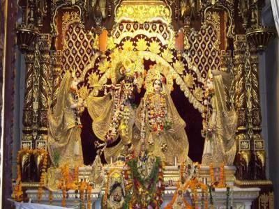 Shri Krishna Janmabhoomi Temple Mathura