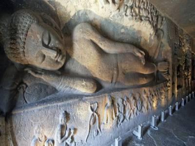 Buddhist Caves Aurangabad