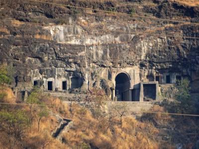 Buddhist Caves Maharashtra