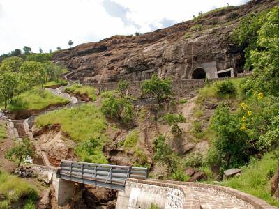 Buddhist Caves