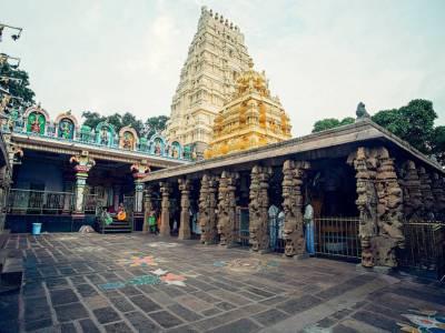 Mallikarjuna Jyotirlinga Srisailam Kurnool