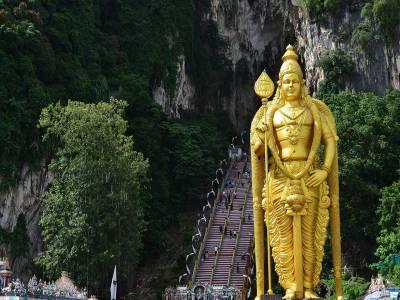 Batu Caves Lord Murugan
