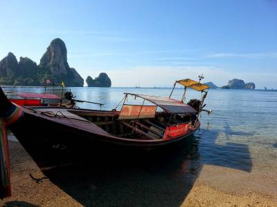 Railay beaches