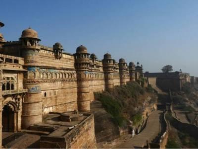 Gwalior Fort Gwalior Madhya Pradesh