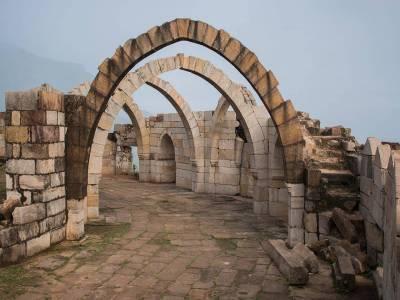 Champaner Pavagadh Archaeological Park Panchmahal Gujarat
