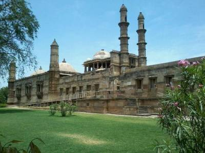 Champaner Pavagadh Archaeological Park Panchmahal