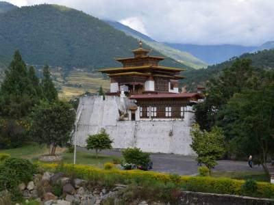 Dzong Bhutan