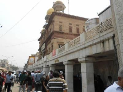Gurudwara Delhi