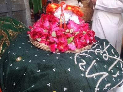 Khwaja Moinuddin Chishti Ajmer