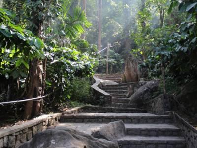 Edakkal caves Wayanad Kerala