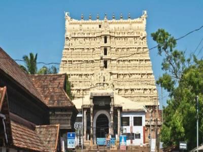 Padmanabhaswamy Temple Thiruvananthapuram Kerala