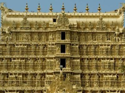 Padmanabhaswamy Temple Kerala