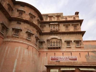 Chintamani Fort Bikaner